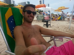 City beach Recife