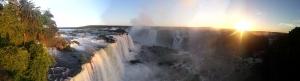 Iguazu Sunset