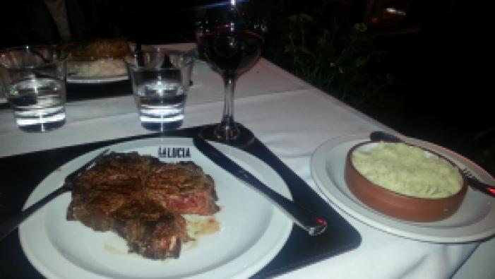 Steak Mendoza