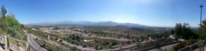 Back country Mendoza
